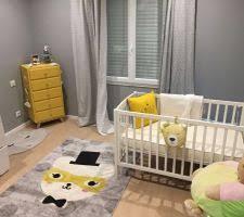 chambre bebe grise photos et idées déco chambre d enfant 6168 photos