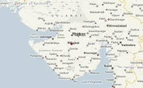 map of rajkot rajkot weather forecast