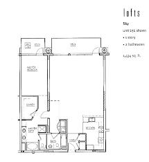 2 story loft floor plans doma floor plan 2 lofts