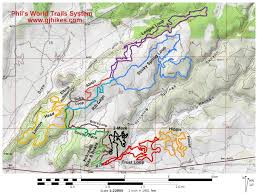 Cortez Colorado Map by Gjhikes Com Lemon Head