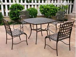 patio table with 4 chairs patio table and 4 chairs best with photo of patio table style in