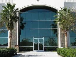 glass entry door store front door service provider sales and repair