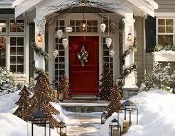 front porch christmas decorations a whole bunch of christmas porch decorating ideas christmas