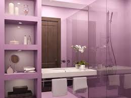 Bathroom Paint Color Ideas Pictures by Best 25 Purple Bathroom Decorations Ideas On Pinterest Purple