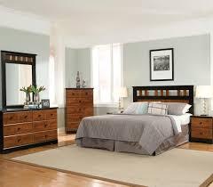 Wood Panel Headboard Standard Furniture Steelwood 5 Panel Headboard Bedroom Set