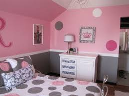 outstanding girls bedroom ideas pink and grey 6 awesome styles