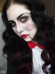 Puppet Doll Halloween Costume 25 Puppet Makeup Ideas Creepy Doll Costume