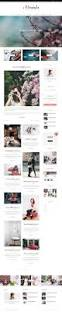 Pleasant Theme 791 Best Wordpress Blog And Magazine Themes Images On Pinterest