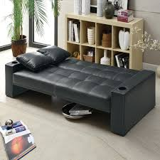 Leather Like Sofa Stunning Black Leather Futon White Stitching Images Liltigertoo