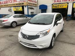 used nissan versa note used 2016 nissan versa note sv hatchback 8 490 00