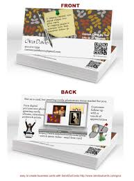 Create Business Card Free Create Your Own Business Cards In Sendoutcards Soc Photostore From