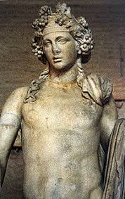 dionysus greek god statue in greek mythology dionysus god of nature and of the vine and wine