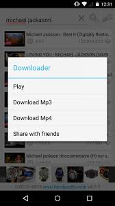 youtube mp3 mp4 downloader convertor 4 6 3 for android download