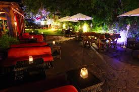 landscape lighting south florida eclectic eats restaurant lounge u0026 garden partyspace