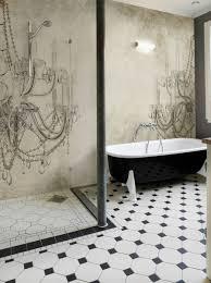 badezimmer tapete wohnideen wandgestaltung maler wasserdicht bäder und duschwände