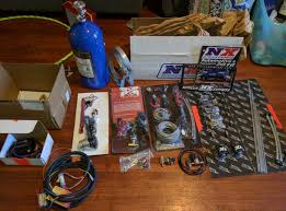 lexus v8 nitrous complete nitrous kit new in package lnc 2000 nx maximizer 4
