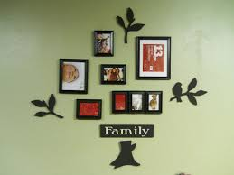 Hanging Pictures Without Frames by Wall Hanging Photo Frames Designs Home Design Ideas