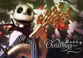 skellington wishes you all merry merry chr flickr
