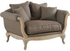 canape trois place confortable canapé trois places de style baroque en velours bleu