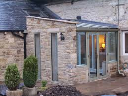 house entrance with stone cladding benefits of your bespoke