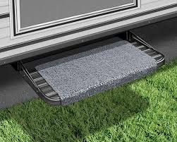 prest o fit wraparound rv step rug