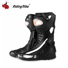 black motocross boots online get cheap mens motorcycle riding boots aliexpress com