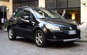 2007 suzuki sx4 information and photos zombiedrive