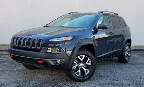 quick spin 2016 jeep cherokee trailhawk the daily drive