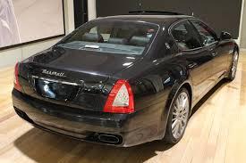 2009 Maserati Qporte Gts