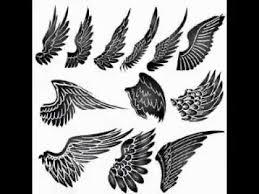 wings design ideas