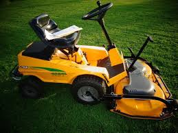 stiga villa president ride on mower in dereham norfolk gumtree