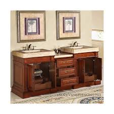 Bathroom  Bathroom Vanities   Marilla Double Vessel Sink - Bathroom vanities double vessel sink