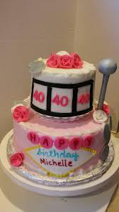 slot machine cake 40th birthday cake vegas cake