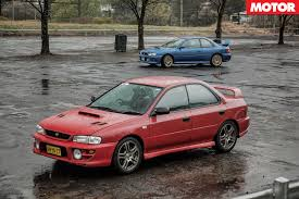subaru evo modified subaru wrx celebration 1st generation motor