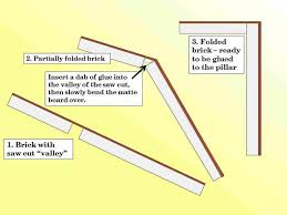 how to cut angles in front corners of hair 162 best tutorials for doll house components images on pinterest