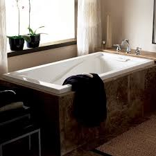 evolution 60x36 inch soak bathtub american standard