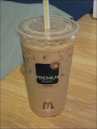 Iced Coffee Mcd review mcdonald s regular premium roast iced coffee brand