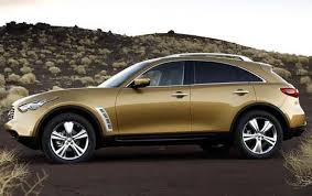jeep infinity 2009 infiniti fx35 information and photos zombiedrive