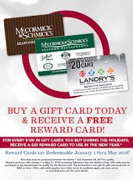 landry s gift cards gift card