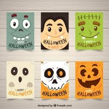 halloween card vectors photos and psd files free download