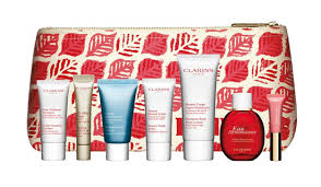 si e clarins feed your skin feed our planet la trousse di clarins che dona
