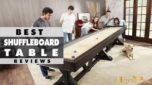 ricochet shuffleboard table for sale recommended 10 best shuffleboard table reviews guide