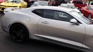silver ss camaro 2016 camaro ss silver x2277 hndy