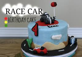 race car birthday cake youtube
