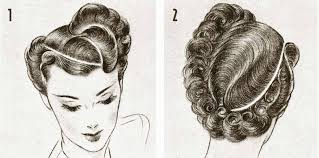 1940s hairstyle u2013 exciting post war hair ideas glamourdaze