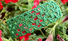 macrame flower bracelet images Macrame bracelets jpg