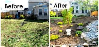 Arts And Crafts Garden - low maintenance front yard landscaping also moreover rock ideas