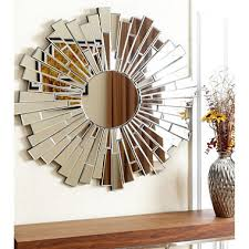 Circle Wall Mirrors Montego Round Wall Mirror Sam U0027s Club