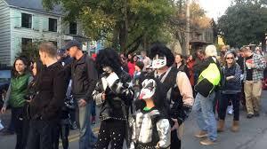 cold spring ny halloween parade 2014 youtube