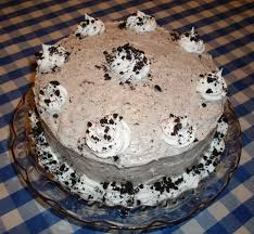 cupcake wonderful 4 layer oreo cake oreo cookie pudding oreo